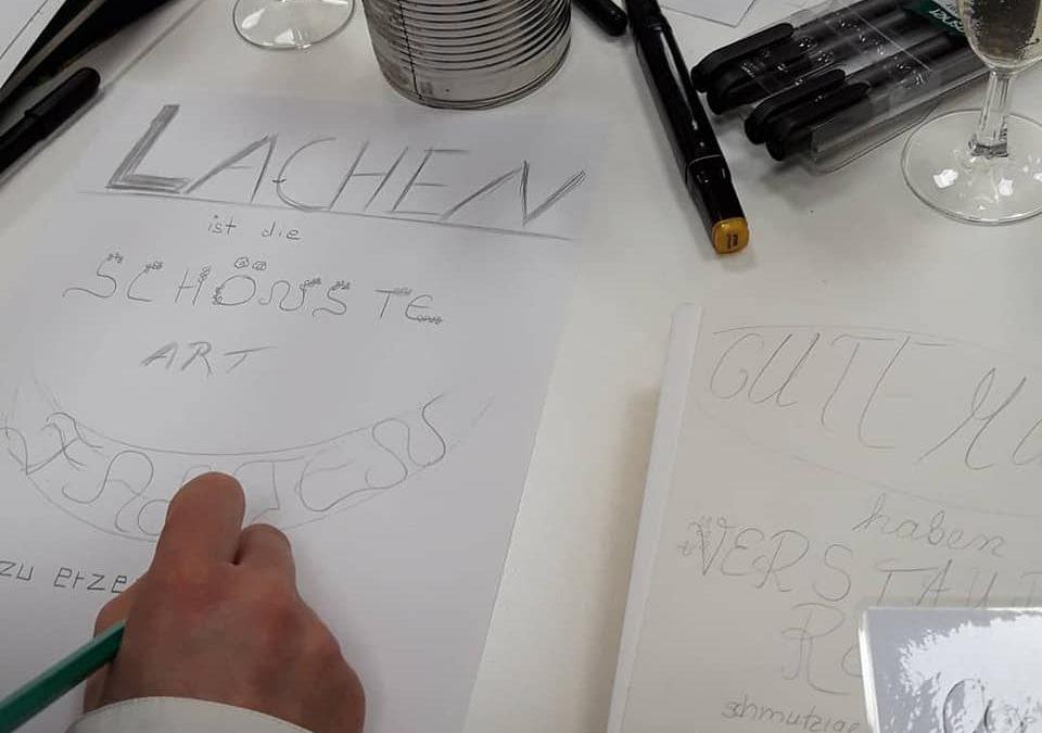 Firmenevent mit dem Team Physiophant Vanderborcht